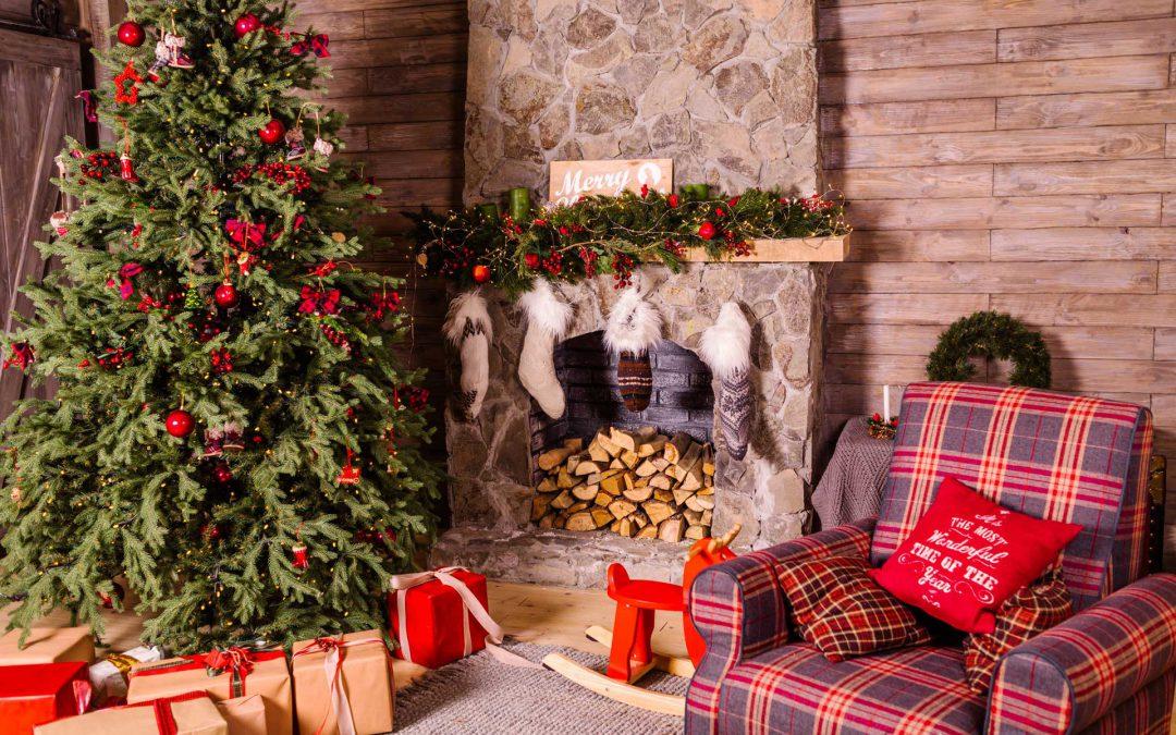 Die Arbeit ruht, es ist soweit. Für alle ist nun Weihnachtszeit.